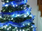 azzurro l'albero natale 2013