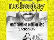 Sabato novembre 2013 Rudeejay Fauno Notte Sorrento.