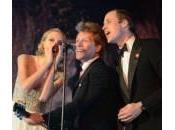Principe William rock: duetta palco Jovi Taylor Swift (Video)