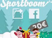 Natale Sportboom regali sono all'insegna dello sport