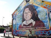Breve viaggio nell'Irlanda Nord murales Belfast