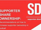 Supporters Direct pubblica documento ''Supporter Share Ownership: Recommendations increase supporter share ownership football''
