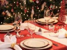 Dolcetti segnaposto Natale