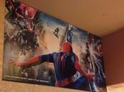 primo sguardo possibile teaser poster Amazing Spider-Man
