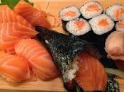 Sushi Cibo Spazzatura