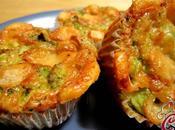 Chickpeas muffin alla birra cime broccolo: forza sorriso prospettiva successo