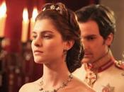 """Vittoria Puccini """"Anna Karenina"""", coproduzione internazionale prima visione stasera domani"""
