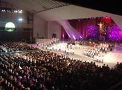 Bocelli canta Vaticano l'ospedale pediatrico Bambino Gesù