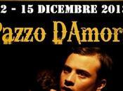 """""""Pazzo d'amore,"""" scena Teatro Abarico Roma dicembre 2013 piece Shepard"""