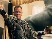 Kiefer Sutherland protagonista nelle nuove foto disaster movie Pompei