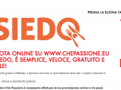 MiSiedo Ristoranti Passione, nuova partnership start venete