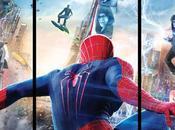 maxi banner Amazing Spider-Man alta definizione