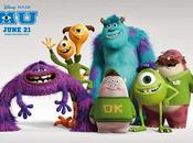 L'ultimo capolavoro Disney·Pixar Monsters University arriva HomeVideo