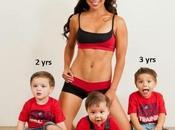Mamma fitness contro l'obesità: bannata facebook