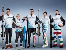 Samsung presenta GALAXY Team Giochi Olimpici invernali Sochi 2014