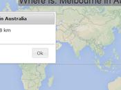 Dove trova? Quiz geografico punteggio