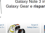Samsung: sconto euro bundle Galaxy Note Gear