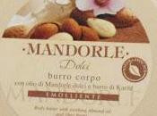 Review prodotti linea mandorle Bottega Verde