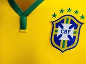 "Maglia Brasile Mondiali 2014: manca scritta ""Brasil"""