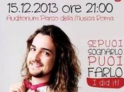 It's Xmas Concerto Natale Valerio Scanu prodotto NatyLoveYou