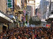 luci Natale Madrid