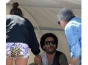 Roberto Cavalli spiaggia Miami Lina Nilson Lenny Kravitz (foto)