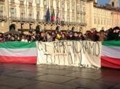Secondo giorno forconi Torino: palazzo della Regione