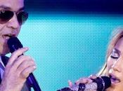"Andrea Bocelli Jennifer Lopez duetto ""Quizas quizas quizas"""