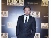 Giorgio armani presenta premiere film 'the wolf wall street' parigi