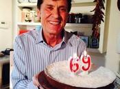 Buon compleanno Gianni Morandi! auguri facciamo volentieri!