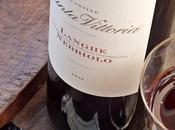 L'ospite inatteso: risotto lunatico castagne accompagnato Nebbiolo cantine Santa Vittoria 2010