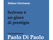 libro giorno: Scrivere gioco Stefano Giovinazzo (Edizioni della Sera)