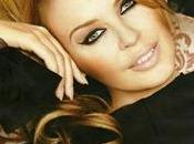 Kylie Minogue Glamour 'The Life Kylie'