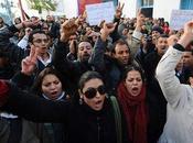 Tunisia. rivoluzione cortile.