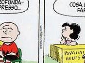 (H)avete notato striscia Peanuts sotto?