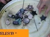 Nodi celesti, Storia fotografica come nascono gioielli ceramica raku