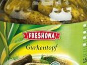Cetrioli sottaceto FRESHONA: Giant Gurkentopf Attack!