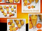 Mandarin drink