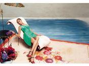 Fendi primavera estate 2011 campagna Karl Lagerfeld