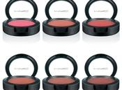 Cremeblend Blushes Collection Cosmetics