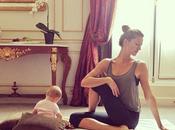 lezioni yoga Gisele Bundchen hanno rotto cogl*ni