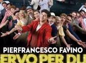 Servo due: tanti applausi commedia dell'arte Favino Varietà
