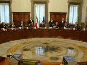 collegato alla legge Stabilità domani all'esame Consiglio ministri