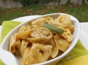 Tortelli Funghi Porcini Besciamella Pistacchio Gorgonzola