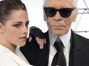 Kristen Stewart maschiaccio testimonial Chanel