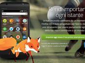 Mozilla pubblica disponibilità acquisto smartphone Firefox
