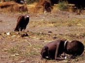 Fotografia della Storia Fotografia. L'avvoltoio