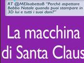 macchina Santa Claus, Maria Elisabetta Bonafede