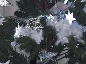 Addobbi Natalizi Albero Stars Snow