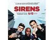 """Sirens"": comedy paramedici Network"